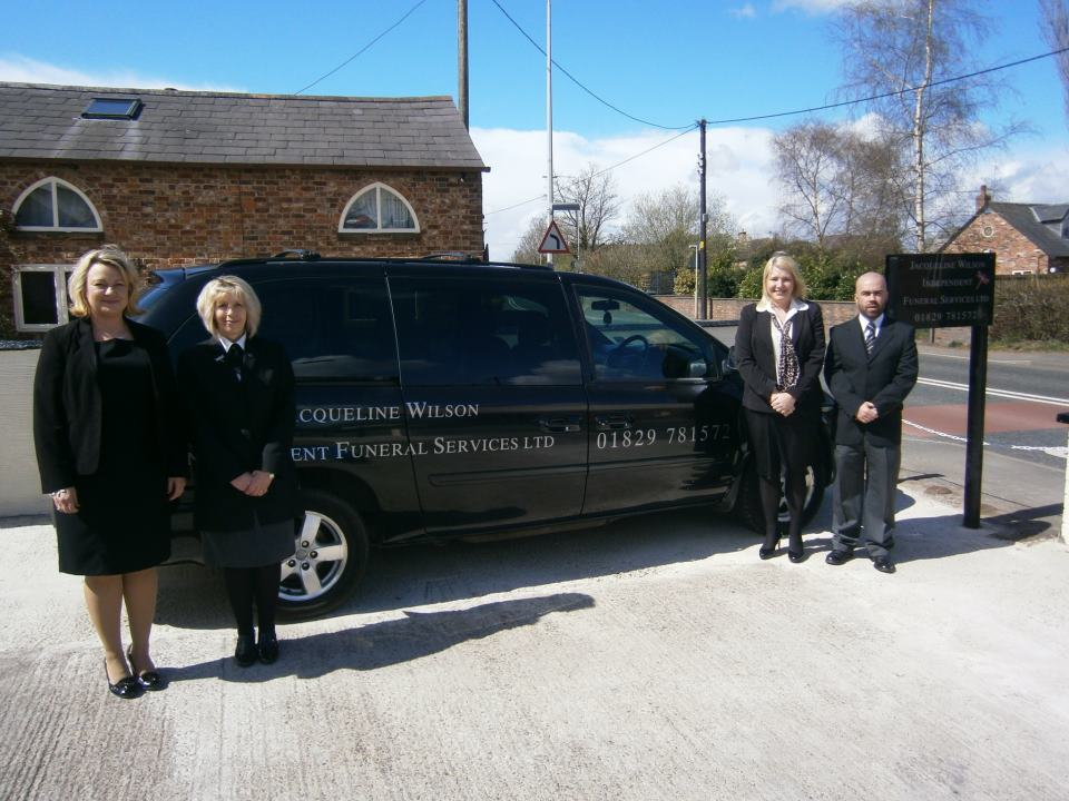 Independent Funeral Services, Cheshire