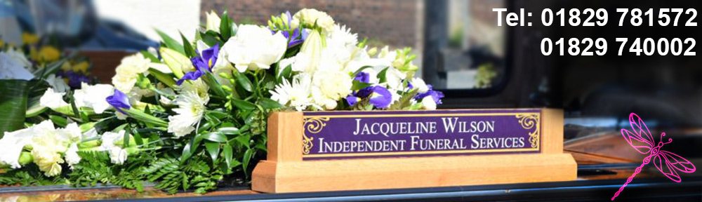 Jacqueline Wilson Independent Funeral Services